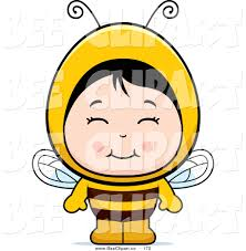 royalty free halloween costume stock bee designs