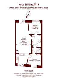 Banister Road 2 Bedroom Noko 3 6 Banister Road London W10 Property For Sale