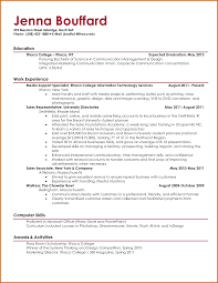 resume format college student internship college reume europe tripsleep co