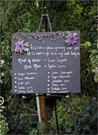 Wedding Program Board Our Wedding Program Board Wedding Ideas Pinterest Wedding