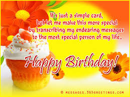 birthday card messages and card wordings 365greetings