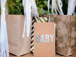 How To Decorate For A Baby Shower by Tips For Proper Baby Shower Etiquette Hgtv