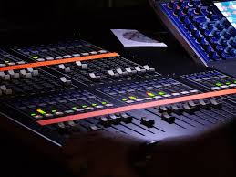 Recording Studio Mixing Desk by Audio Mixers And Consoles Information Engineering360