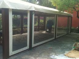 verande in plastica chiusura portici e balconi ravenna tendaggi