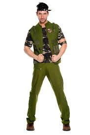 men costumes army general men costume 52 99 the costume land