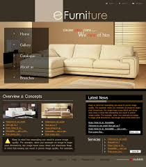 Home Decorating Website Creative Furniture Website Design H98 In Home Decorating Ideas