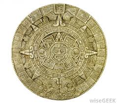 what are the major elements of aztec mythology with picture