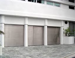 flush garage door modern i72 for your simple home decoration ideas