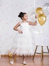 robe mariage fille robe cérémonie fille robe mariage enfant mini rafale cortége sur