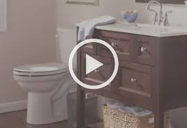 enjoyable how to install bathroom vanity a youtube top and sink