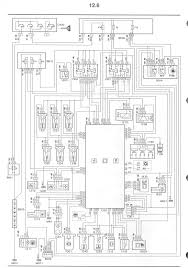 citroen wiring harness citroen wiring diagrams instruction