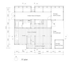 Passive House Floor Plans Gallery Of Passive House With Sundial Kikuma Watanabe 14