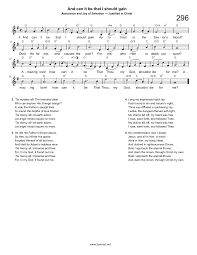 hymn and can it be that i should gain