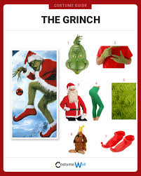 grinch costume dress like the grinch costume and guides