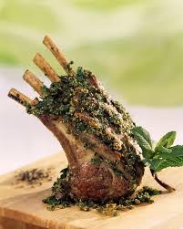 recettes de cuisine simple pour tous les jours mes petites recettes faciles carré d agneau aux herbes pour pâques