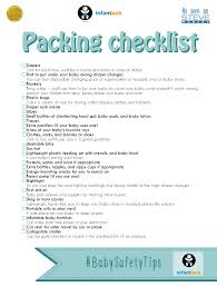 traveling checklist images Packing checklist for traveling with my baby infanttech png