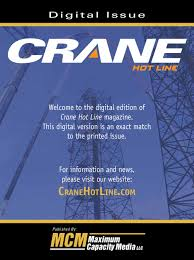 may 2010 crane line by maximum capacity media issuu