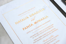 wedding invitations jakarta fantastic wedding invitation indonesia gallery invitation card