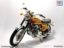 1 6 honda dream cb750 four 16001 tam16001 tamiya