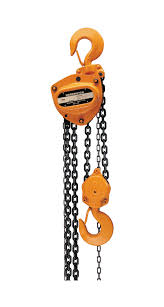 1 ton harrington cb series hand chain hoist cb010