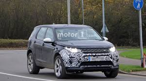 land rover old discovery land rover caught already working on next gen discovery sport