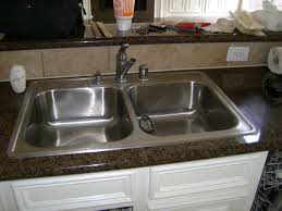 Kitchen Sink Fitting Kitchen Sink Install Therobotechpage