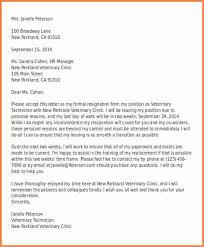 8 heartfelt resignation letter sample resign letter job