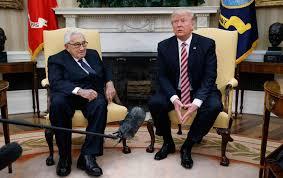 what kissinger can teach trump about surviving an impeachment