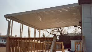 deck awnings shading options for your patio or deck retractable