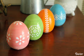 decorative eggs decorative eggs home decor knockoff 5 minute painted eggs