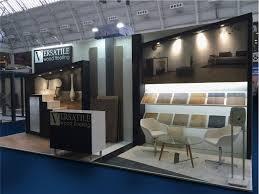 home design show nec moda birmingham nec exhibition stands event logistics