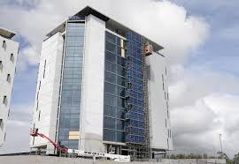 lexus brisbane city completion nears for brisbane airport u0027s new pullman u0026 ibis hotels