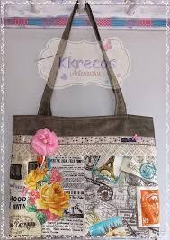 Famosos Kkrecos Artesanatos - Bolsas, mochilas, necessaires, carteiras  &JH28
