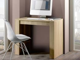 bureau console extensible table et console pour l entrée