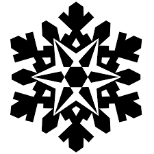 snowflake transparent background clipart library free clipart