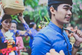 wedding gift indonesia a traditional balinese wedding