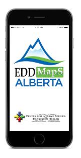 edd maps eddmaps alberta