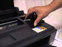 epson l replacement instructions how to install epson printer ink cartridges youtube