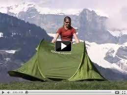 Pop Up Zelt Zusammenlegen by