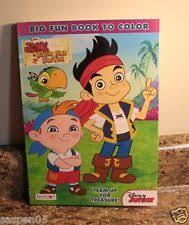 jake neverland pirates activity book disney toys ebay