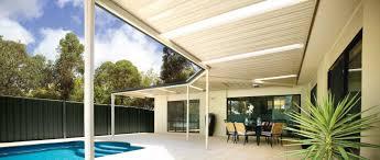flat verandah stratco nz