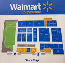 Walmart Black Friday Map Map Of Walmart Stores Modelismo Hld Com