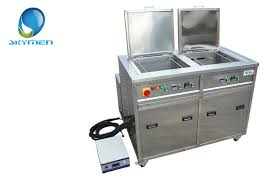 Ultrasonic Blind Cleaning Equipment Stainless Steel Automatic Ultrasonic Cleaner Machine For Aircraft
