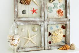 Beach Themed Home Decor Diy Nautical Decor Beach Themed Shadowboxes