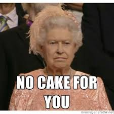 No Cake Meme - fort thomas matters local school district bans cake