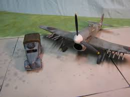 first airplane ever made hawker typhoon mk ib plane dave