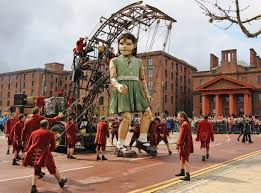 Giants Parade Route Map by Full Route For Liverpool Giants Parade Unveiled From Wirral Globe