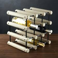 easy wood wine rack plans modular crate and barrel u2013 umdesign info