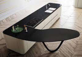 kitchen island worktop contemporary kitchen design with sculptural kitchen island worktop