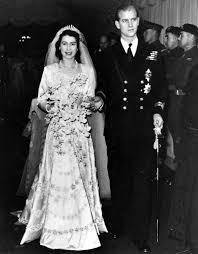 Wedding Gifts Queen Elizabeth Queen Elizabeth U0027s Wedding Queen Elizabeth Ii Wedding To Prince